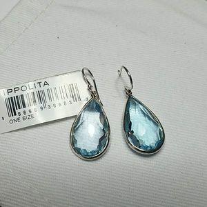 Ippolita Rock Candy Pear Tipaz Earrings